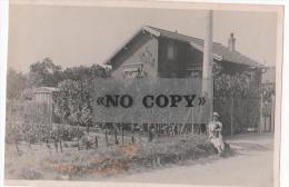 SANNOIS   -  Photo Souvenir 10 Septembre 1933 - Luoghi