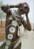"""TURKANA GIRL-BEL SENO- BELLA RAGAZZA """"GOOD CONDITION-OTTIMO STATO DI CONSERVAZIONE- - Africa"""