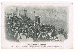 CPA - Maroc- Prisonniers Berbères Amenés à La Prison-  (019) - Sin Clasificación