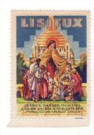 Lisieux / Sainte Thérèse / Vers 1905-10 - Commemorative Labels