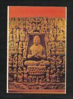 Pakistan Picture Postcard Miracle Of Sravasti  Buddha View Card - Pakistan