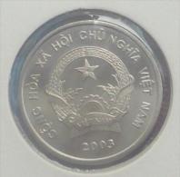 VIETNAM 200 DONG 2003 PICK KM71 UNC - Vietnam