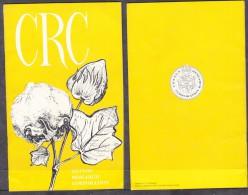 Cotton Reaearch Corporation, 1969 - Educación