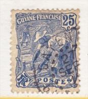 FRENCH GUIANA   61    (o) - French Guiana (1886-1949)