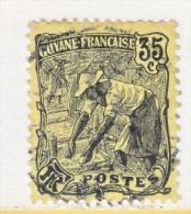 FRENCH GUIANA   67    (o) - French Guiana (1886-1949)