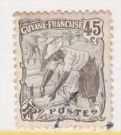 FRENCH GUIANA   70    (o) - French Guiana (1886-1949)