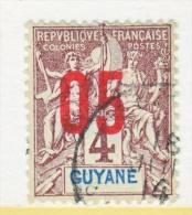 FRENCH GUIANA   88    (o) - French Guiana (1886-1949)