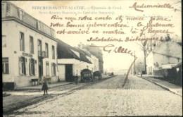 Berchem St Agathe : Chaussée De Gand - Gentsche Steenweg - St-Agatha-Berchem - Berchem-Ste-Agathe