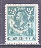 NORTHERN RHODESIA  1   * - Northern Rhodesia (...-1963)