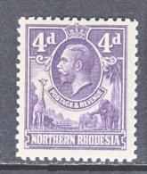 NORTHERN RHODESIA  6    * - Northern Rhodesia (...-1963)