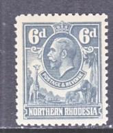 NORTHERN RHODESIA  7    ** - Northern Rhodesia (...-1963)