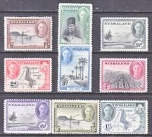NYASALAND 68-76   ** - Nyasaland (1907-1953)