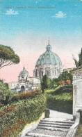 Roma E S. Pietro - Lot 7 CPA Que Non Circolaro - Ed. E.V.R. - Roma (Rome)