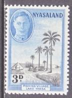 NYASALAND    72  ** - Nyasaland (1907-1953)