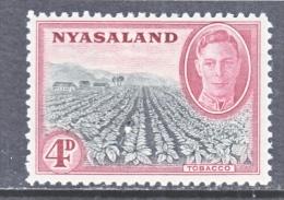 NYASALAND    73   * - Nyasaland (1907-1953)
