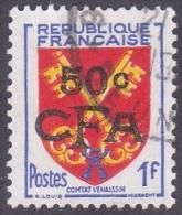 Réunion Obl. N° 320 Armoirie - Blason - Contat Venaissin - Réunion (1852-1975)