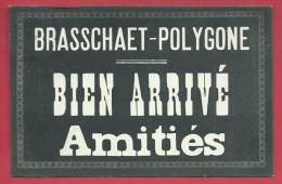 Brasschaat- Kamp - Bien Arrivé ... - Amitiés ... - 1907 ( Verso Zien ) - Brasschaat