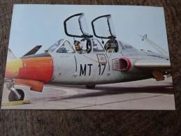 Fouga Magister-CM 170 - Aviation