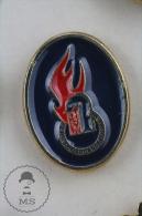 Germany Fireman/ Firefighter Deutsche Jugendfeuerwehr DJF - Pin Badge #PLS - Bomberos