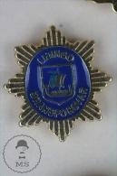Fireman/ Firefighter Lidingö Storstockholms Brandförsvar - Pin Badge #PLS - Bomberos