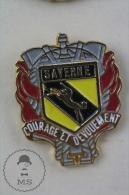 Fireman/ Firefighter Sapeurs Pompiers Saverne France - Pin Badge #PLS - Bomberos