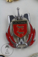 Lectoure France Sapeurs Pompiers Fireman/ Firefighter - Pin Badge #PLS - Bomberos