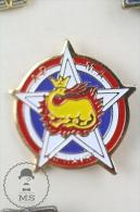 Le Havre France Sapeurs Pompiers Fireman/ Firefighter - Pin Badge #PLS - Bomberos