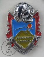 Sapeurs Pompiers France Fireman/ Firefighter - Pin Badge #PLS - Bomberos