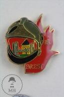 Sapeurs Pompiers Brest France - Fireman Firefighter - Pin Badge #PLS - Bomberos
