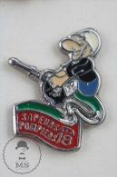 Sapeurs Pompiers 18 France - Fireman Firefighter - Pin Badge #PLS - Bomberos