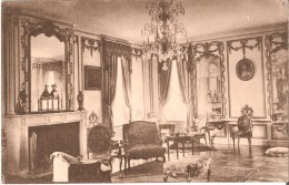 HEERS (3870) : Château De Hex - Kasteel Van Heks. Salon Principal. CPA. - Heers