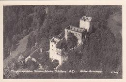 Ak -  Ruine Kronsegg - Schiltern Bei Langenlois - Langenlois
