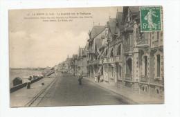 Cp , 44 , LA BAULE , Le Remblai Vers Le POULIGUEN , Saint Quiriac , Saint Martin , Aleyan , La Mouette... , Voyagée - La Baule-Escoublac