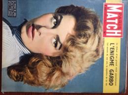 Paris-match N° 313 Semaine Du 26 Mars Au 02 Avril 1955 Sophia Loren ā La Une - 1950 - Oggi