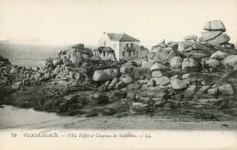 PLOUMANACH -22- VILLA EIFFEL ET CHAPEAU DE NAPOLEON - Other Municipalities
