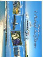 """BAT169 - Balade Sur L'archipel Des GLENANS - Bateau à Passagers """"CAPITAINE NEMO"""" - (Vedettes De L'Odet) - Commerce"""
