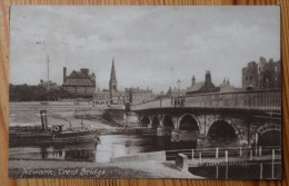 Newark - Trent Bridge - Royaume-Uni / Angleterre - (n°4369) - Angleterre