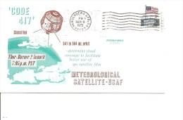 Espace -Code 417 ( Commémoratif Des USA De 1972 à Voir) - FDC & Commemoratives