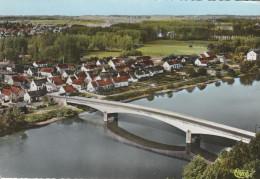 Chissay En Touraine Le Pont Sur Le Cher Vue Aérienne Edition Combier - Autres Communes