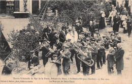 SAINT-DENIS-D´ORQUES - Entrée Solennelle De Mgr De La Porte, Evêque Du Mans En 1914 - La Musique De St-Denis - Non Classificati