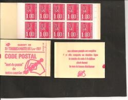 CARNET 1892 C 3a     Neuf Xx    Daté - Usage Courant