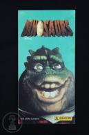Dinosaurs Tv Series By Walt Disney - Panini Advertising Sticker - Stickers