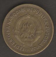 JUGOSLAVIA 50 DINARA 1955 - Jugoslavia