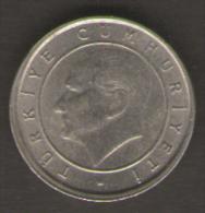 TURCHIA 5 KURUS 2006 - Turchia