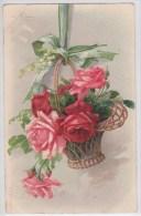 Catharina Klein - Roses Dans Panier - Muguet - Recto Verso - Klein, Catharina
