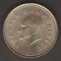 TURCHIA 1000 LIRA 1993 - Turchia