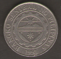 FILIPPINE 1  PISO 1996 - Filippine