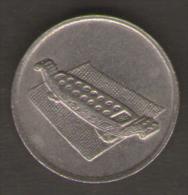 MALESIA 10 SEN 2000 - Malesia