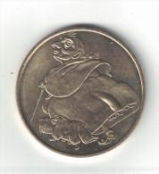 Monnaie de Paris.75 Miyazaki / Moebius : le Ch�teau ambulant - 2004