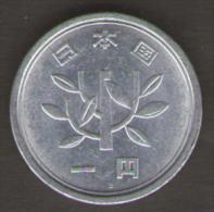 GIAPPONE YEN 1996 - Giappone
